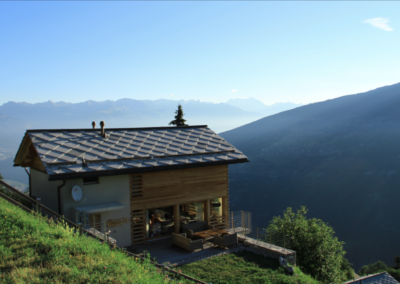 Le Chalet - Inspired Mountain Bikes Adventures - Expériences de VTT en Suisse de qualité