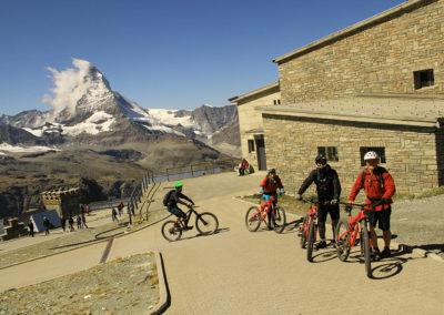 Séjour avec Inspired Mountain Bike Adventures