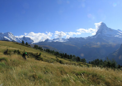 Valais, Suisse - Inspired Mountain Bike Adventures