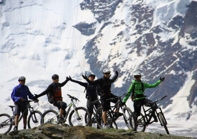 Mountain Biking in Europe's Alps - Inspired Mountain Bike Adventures