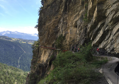 Paysages - Inspired Mountain Bike Adventure