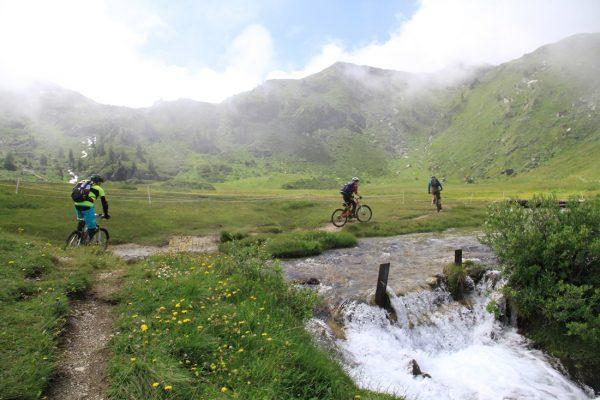 Séjour Semaine 2 chez Inspired Mountain Bike Adventures