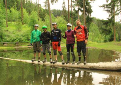 Notre équipe - Inspired Mountain Bike Adventure