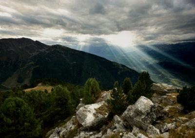 Découvrez le Valais en Suisse - Inspired Mountain Bike Adventures